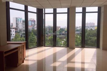 Văn phòng đẹp 100m2 view kính ở Tân Bình bao điện