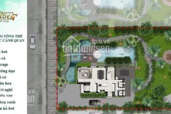 Nền BT vườn Q9 Sài Gòn Garden Riverside chủ đầu tư Hưng Thịnh, 21 triệu/m2 ck18%. 0901325595