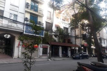 Bán nhà đất mặt phố Hàng Bún, Ba Đình, 180m2, mặt tiền 8m, 5 tầng, giá 75 tỷ
