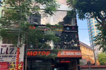 Cho thuê nhà mặt phố Trần Duy Hưng -90m2- Mặt tiền 8m-3 tầng