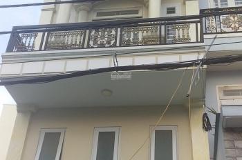 Nhà lầu hẻm nhựa 6m thông Tân Chánh Hiệp 10, Q12 khu dân cư sầm uất DT 4x16m. 4.55 tỷ- 0904063903