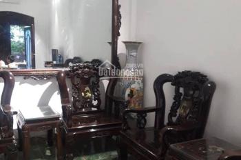 Cho thuê nhà riêng Nguyễn Văn Cừ 100m2 3 tầng 18tr/tháng, full đồ