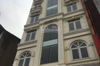 Lô góc thang máy vị trí KD sầm uất, Bán nhà mặt phố Tô Hiệu. DT 88m2 x 8 tầng, MT 5.5m, giá 24 tỷ