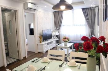 Cho thuê căn hộ chung cư Long Biên đầy đủ nội thất phong cách hiện đại trẻ trung, LH 0915745316