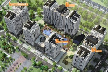 Bán căn hộ The Art 60m2, 2PN, 2WC nhà trống giá 2.15 tỷ, đã có sổ LH: 0909113585