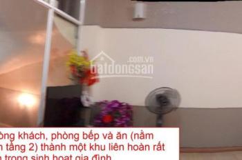 Nhà riêng cho thuê tại Đức Giang 3 tầng full nội thất