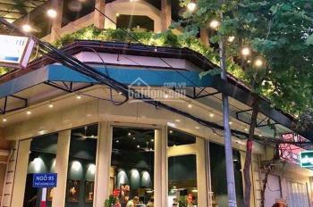 Nhà mặt phố Thái Thịnh cho thuê - mọi mô hình