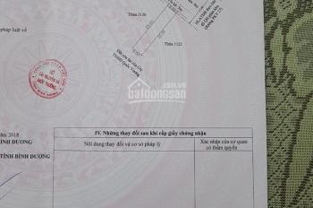 Bán đất gần vòng xoay An Phú, Thuận An, Bình Dương, 125m2, giá 2.3 tỷ