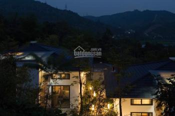 Cơ hội duy nhất sở hữu biệt thự nghỉ dưỡng ven đô Hasu Village, có suối cá Koi, view hồ sen, 1.85 ỷ