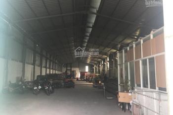 Cho thuê xưởng 600m2, Tân Bình, Dĩ An, Bình Dương