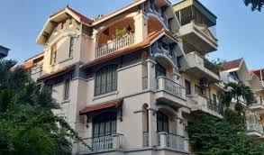 Cho thuê biệt thự tại KĐT Định Công phù hợp làm văn phòng, spa, cafe. Giá chỉ có 25 triệu/tháng