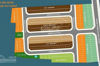 Đất nền Thuận An Central ngay MT chợ KD đông đúc, hỗ trợ tài chính tối ưu cam kết sinh lời 100%