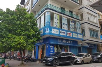 Cho thuê nhà mặt phố Nguyễn Xiển, lô góc mặt tiền 6m, 80m2 x 4T làm shoroom, VP
