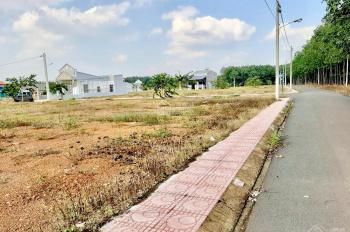 Đất chính chủ mặt tiền đường nhà nước 12m, hỗ trợ ngân hàng 15 năm. Liên hệ 0977515280