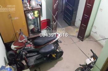 Cần bán nhà riêng trong ngõ Nguyễn Lương Bằng, Đống Đa, 15m2x3T, giá 1.62 tỷ