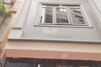 Bán gấp nhà mặt ngõ phố Tân Mai gần trường tiểu học Tân Mai DT: 35m2 xây 5 tầng, giá 2,6 tỷ