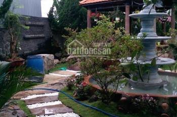 Bán nhà 2 mặt tiền xã Tà Nung, TP Đà Lạt DT: 1297m2. Giá 14 tỷ HĐT: 50tr/tháng