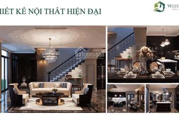 Biệt thự giá căn hộ - West Lakes Golf& Villas - LH 0945617825 Trọng
