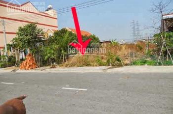 Bán đất MT Lái Thiêu 110, sau trường học tiểu học Phú Long, giá 1 tỷ 350 triệu/90m2 0933542225