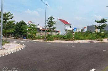 Cần tiền bán gấp nền đất 2 mặt tiền khu 6B Phạm Hùng, Bình Chánh, 1,5 tỷ, SHR, LH ngay 0902236311
