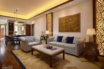 Bán căn villa 2 PN mặt biển 8.8 tỷ tặng kèm căn hộ khách sạn CH thuê 200 triệu/ tháng miễn phí