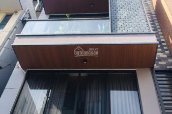 Chính chủ bán nhà hẻm 7m 322/3b Minh Phụng, P2, Q11. Nhà mới xây 7.6 tỷ