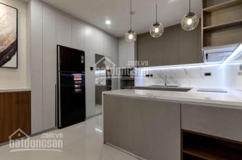 Cho thuê căn hộ SaiGon Royal, Q4, 60m2, 2PN, full nội thất, giá 16 tr/tháng. 0909722728