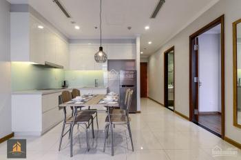 Cho thuê căn hộ Vinhomes Central Park Bình Thạnh 1PN nội thất Châu Âu. 0907575919