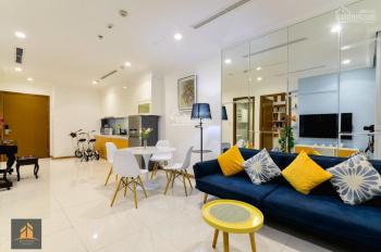 Cho thuê căn hộ Vinhomes Central Park Bình Thạnh 2PN mới nhận nhà. 0907575919