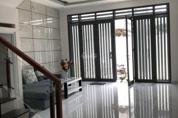 Bán nhà hẻm 4m đường Tô Hiệu, Q. Tân Phú, DT: 5x10m, 2 lầu đúc thật, nhà mới ở ngay. Gía 5.15 tỷ TL