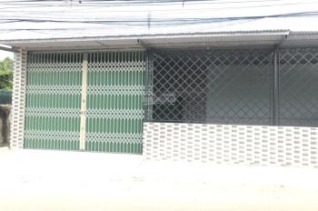 Cho thuê nhà mặt tiền gần chợ đại lộ, DT: 12m x 6m, giá 5 triệu/th