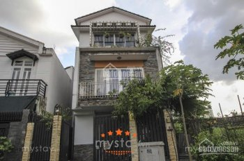 Cần bán căn biệt thự Quận 2 KDC Văn Minh đường Mai Chí Thọ