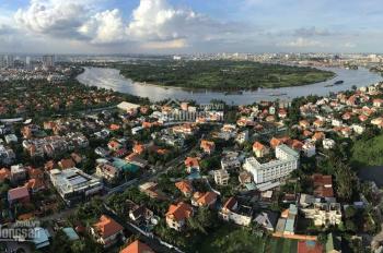 Penthouse Masteri Thảo Điền - Trọn bộ nội thất ý, view sông trực diện bán đảo Thanh Đa