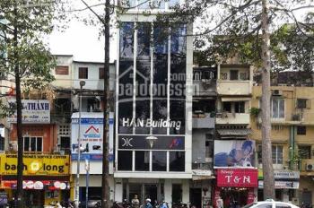 Bán nhà mặt tiền đường Hồng Bàng, P16, Q11, DT 4,3x14,3m, nở hậu 7,2m