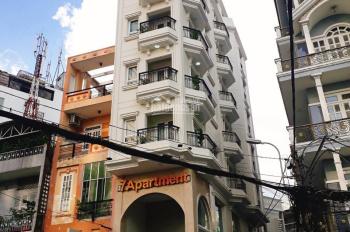 Cho thuê nhà mặt tiền 3 Tháng 2, Q11, DT: 3.4x14m, lửng 5 tầng, có thang máy, giá: 40 triệu/th