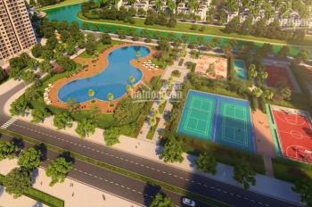 2 phòng ngủ 2 WC góc, giá chưa tăng, tầng trung, gần TTTM, bể bơi Vinhomes Ocean Park, 0966 834 865