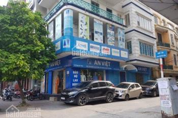 Cho thuê nhà mặt phố Nguyễn Xiển, lô góc mặt tiền 6m, 80m2 x 4 tầng, giá 35tr/tháng