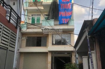 Nhà HXH Lê Trọng Tấn, cách Aoen 1km. P. Bình Hưng Hoà, quận Bình Tân
