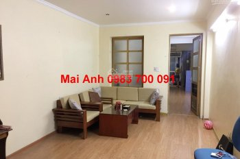 Bán căn hộ tầng 4 đường Hoàng Ngọc Phách, 2PN, 1PK nhà sửa đẹp thoáng gần trường NTC giá 1,73 tỷ