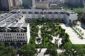 Cho thuê Shophouse B4 Nam Trung Yên diện tích 120m2 xây 5 tầng. LH: 096.9927.380