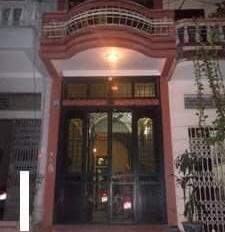 Bán nhà riêng khu tập thể VIP trường đảng NAQ ngõ 82 Phố Nghĩa Tân, có gara ô tô, SĐCC, Hướng nam