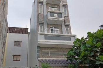 Bán nhà mặt phố đường Đinh Đức Thiện Bình Chánh, nhà 1 trệt 2 lầu SHR LH 0933110716