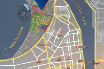 Bán 250m2 đất mặt biển Nguyễn Tất Thành, Đà Nẵng giá rẻ, xây cao tầng gần dự án Novaland: 090560691