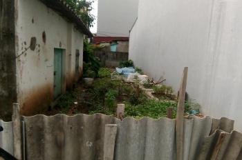 Bán đất mặt ngõ ô tô vào nhà tại tổ 7 Phúc Đồng liền kề Vincom, DT: 50m2 giá 2,3 tỷ