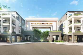 Bán nhà biệt thự, liền kề tại dự án Royal Streamy Villas, Phú Quốc Kiên Giang diện tích 116m2 614m2