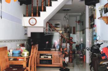 Bán nhà lầu mới Nguyễn Ảnh Thủ, ngay ngã 4 Trung Chánh Quận 12 DT 4x10m, giá 768tr LH: 0938704502