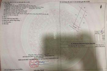 Bán đất Xuân Lộc, TT Gia Ray, 6x20m, giá 700 triệu, LH: 0931225667