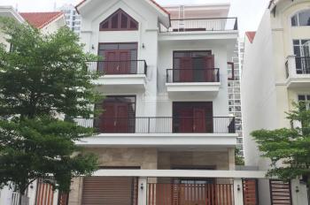 Chính chủ cho thuê nhà ngõ 67 Văn Cao, Ba Đình, 110m2x4 tầng, mặt tiền 10m, giá 38tr/th, 0968120493