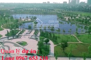 Chính chủ chuyển nhượng căn hộ 95m2 view hồ công viên - cầu Nhật Tân - LH 0967 653 218