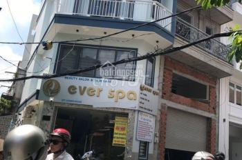 Cho thuê nhà góc 2 mặt tiền đường Phan Đăng Lưu, diện tích 6x18m, nhà 2 lầu, rất thích hợp KD